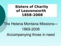Sisters of Charity of Leavenworth 1869-2008