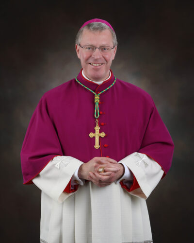 Bishop Austin Anthony Vetter 11th Bishop of the Diocese of Helena